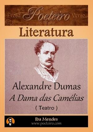 A Dama das Camélias, de Alexandre Dumas - pdf grátis