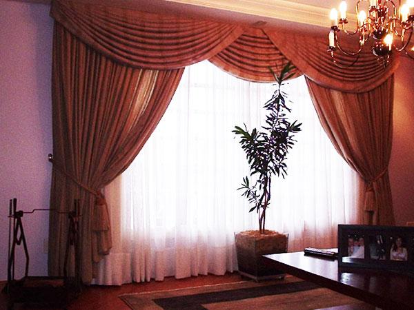 Modelo de cortinas para sala - Imagui