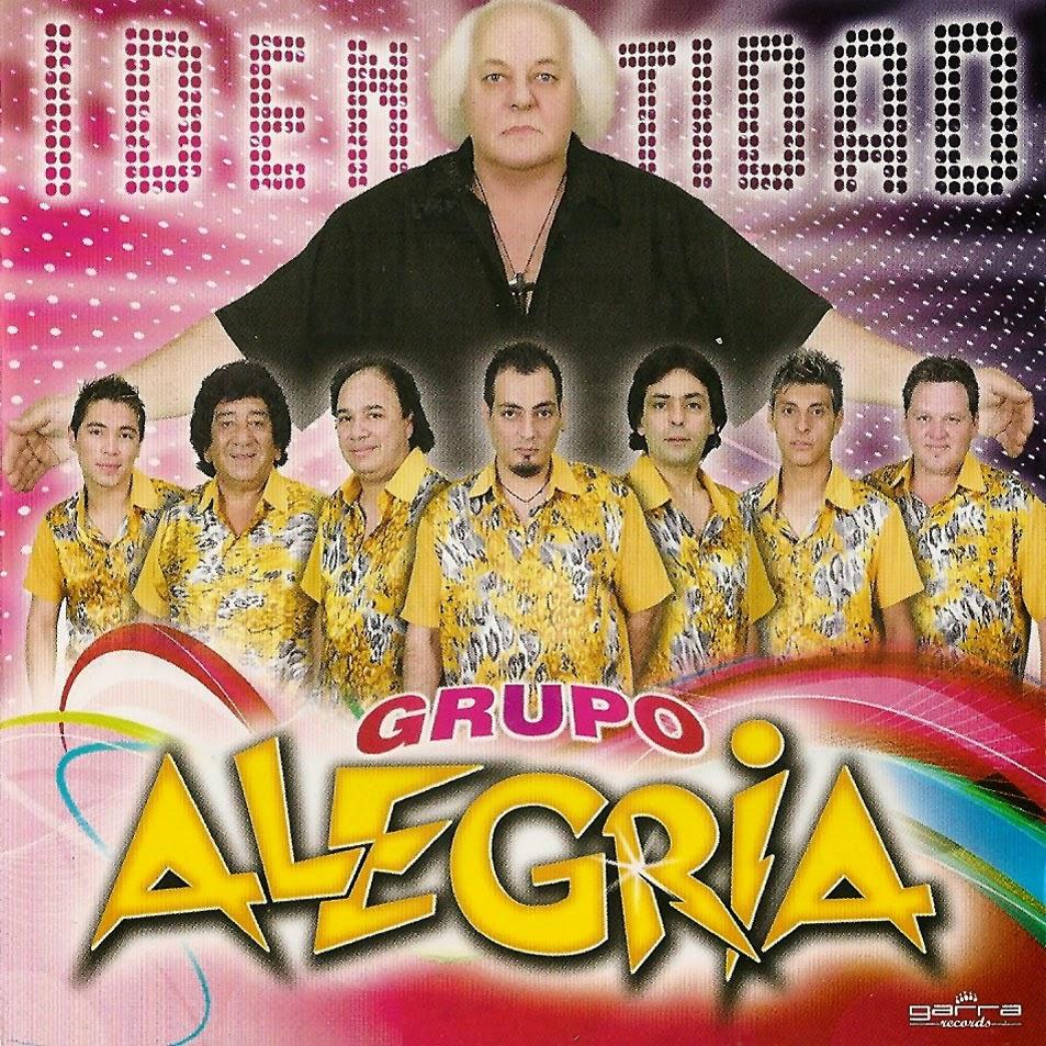 Grupo Alegria - Identidad (2012)