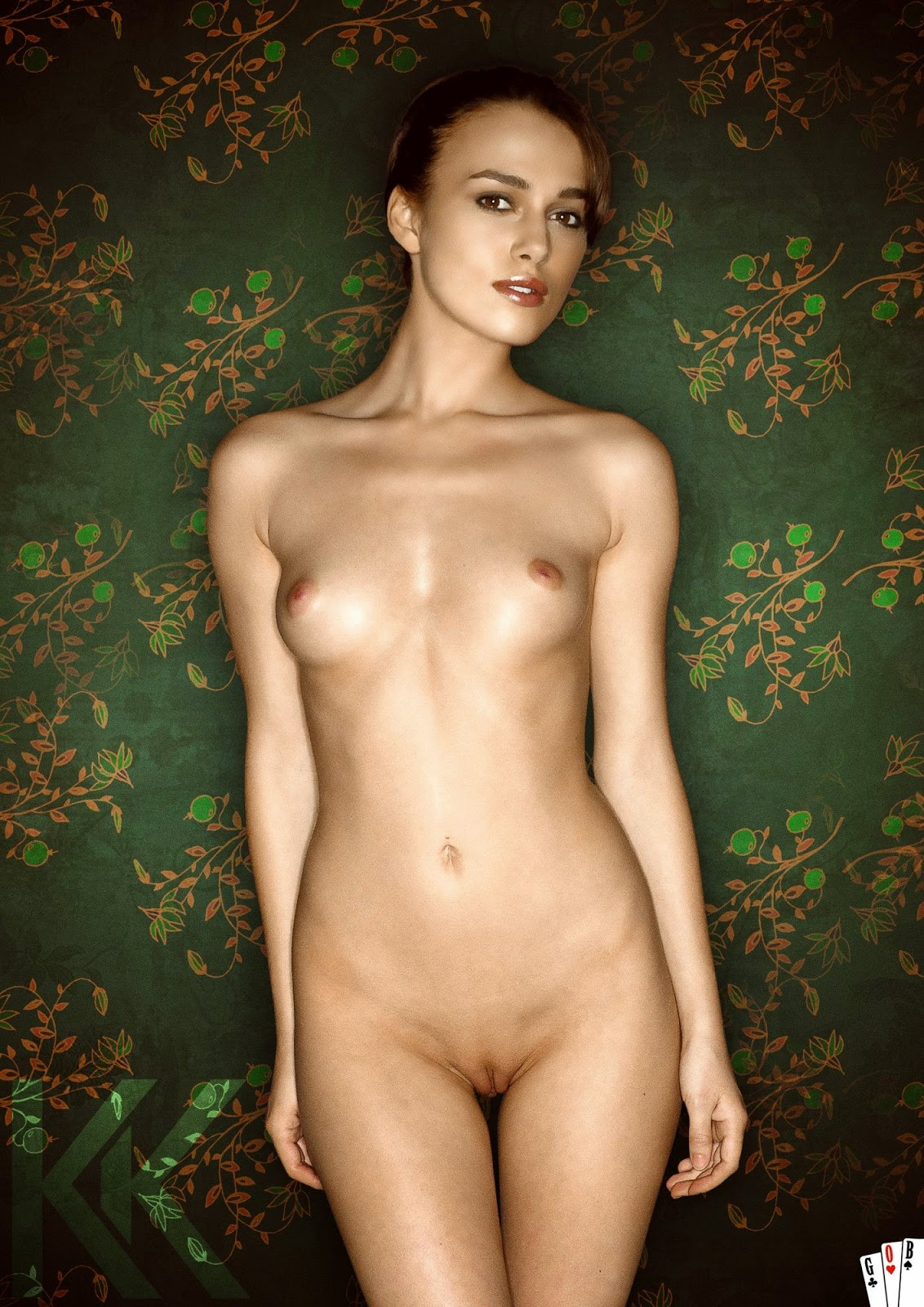 Keira knightley nude celebrities
