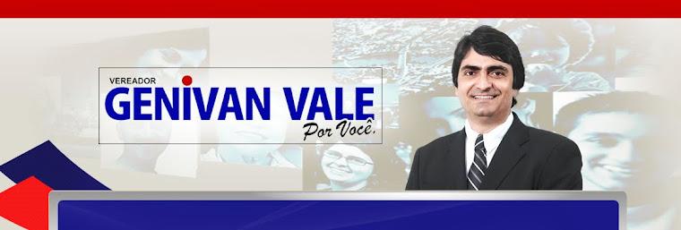 Vereador Genivan Vale