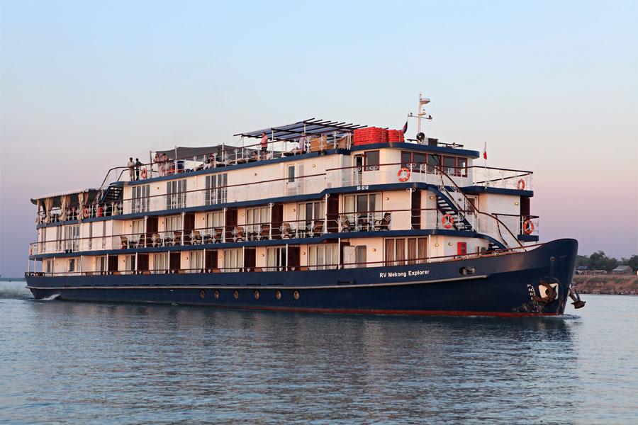Xin Chao Mekong River Cruises