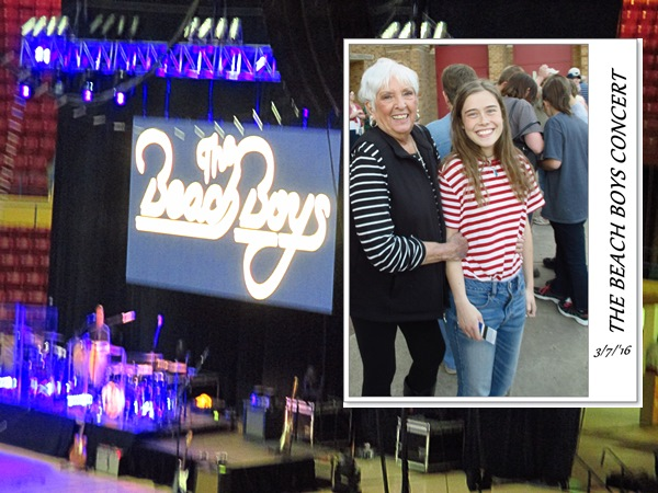 The Beach Boys Concert with Deeds