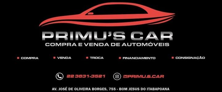 PRIMU'S CAR