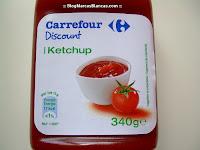 Ketchup Carrefour Discount (Blog Marcas Blancas)