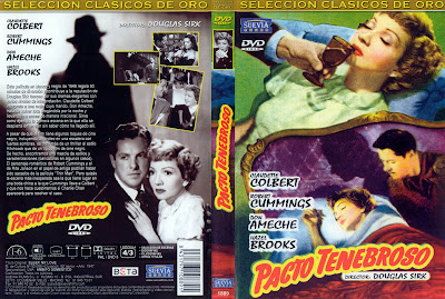 Cover, carátula, dvd: Pacto tenebroso | 1948 | Sleep, My Love