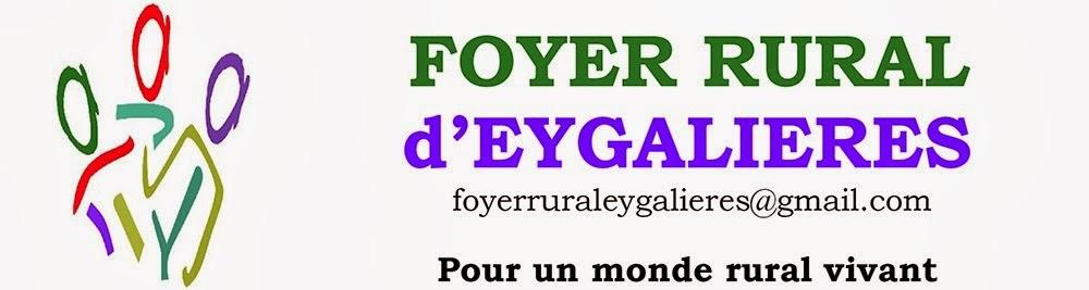 Foyer Rural d'Eygalières