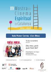 XV MOSTRA DE CINEMA ESPIRITUAL A CATALUNYA