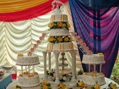 Popular Fountain Cakes