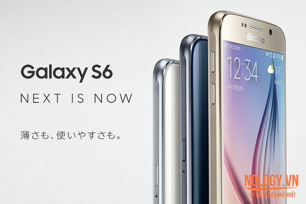 Mua Samsung galaxy s6 xách tay ở đâu?