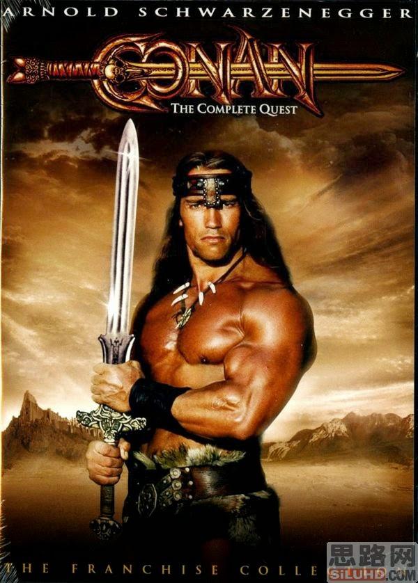 Phim Phiêu Lưu - Hành Động Người Anh Hùng Xứ Barbarian - Conan The Barbarian - 1982