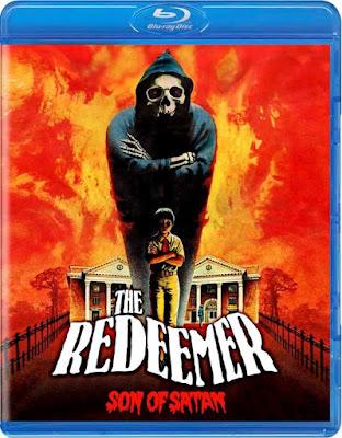 The Redeemer Blu-ray