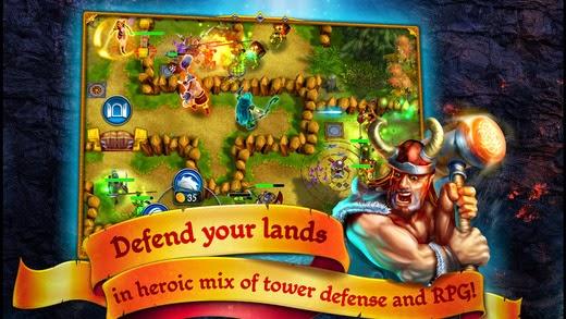 Defenders of Suntoria Gameplay IOS / Android