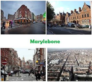Kota Marylebone, Inggris