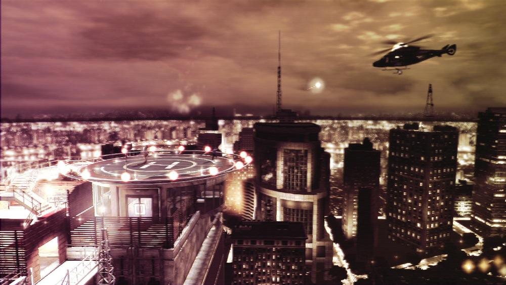 5+(1) New Max Payne 3 Screenshots
