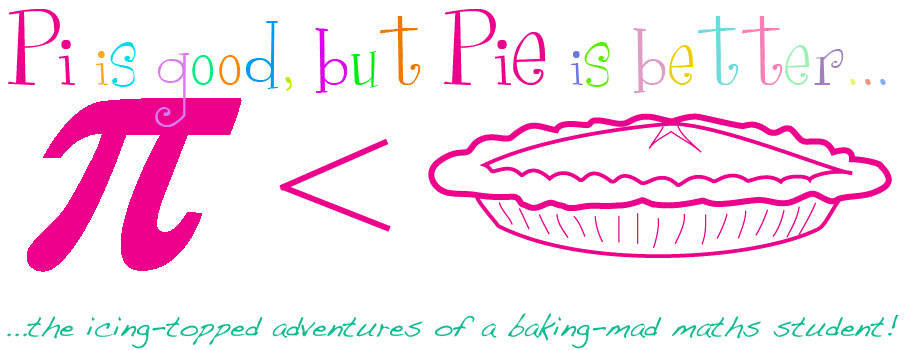 Pi is Good But Pie is Better
