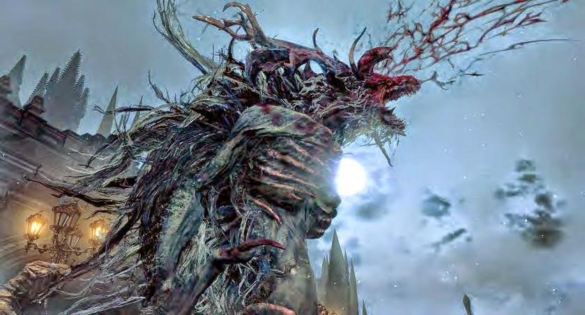Bloodborne Cleric Beast
