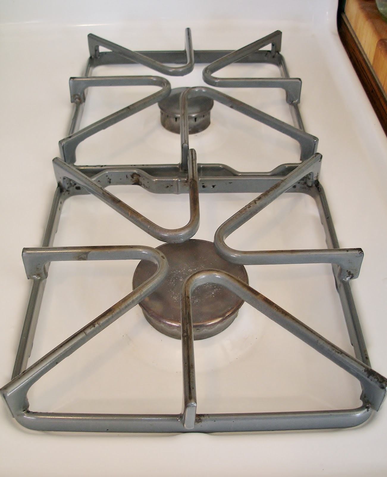 Messy Kitchen After Baking: A Messy Kitchen: A Messy Kitchen Stove Top Solution