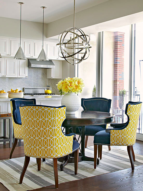 2013 small modern apartment decorating ideas from bhg 25 best yellow dining rooms design ideas in 2016