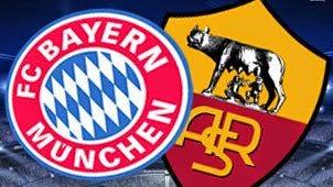 Bayern Munich-AS Roma