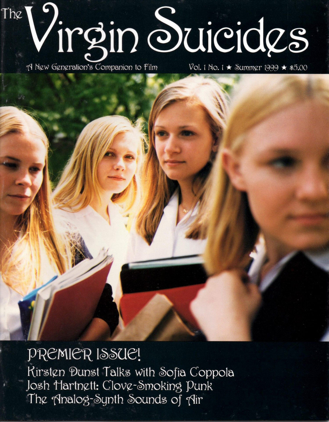 Moon In The Gutter From The Pages Of The Virgin Suicides