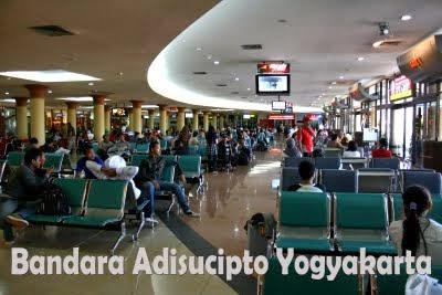 Airports in Yogyakarta