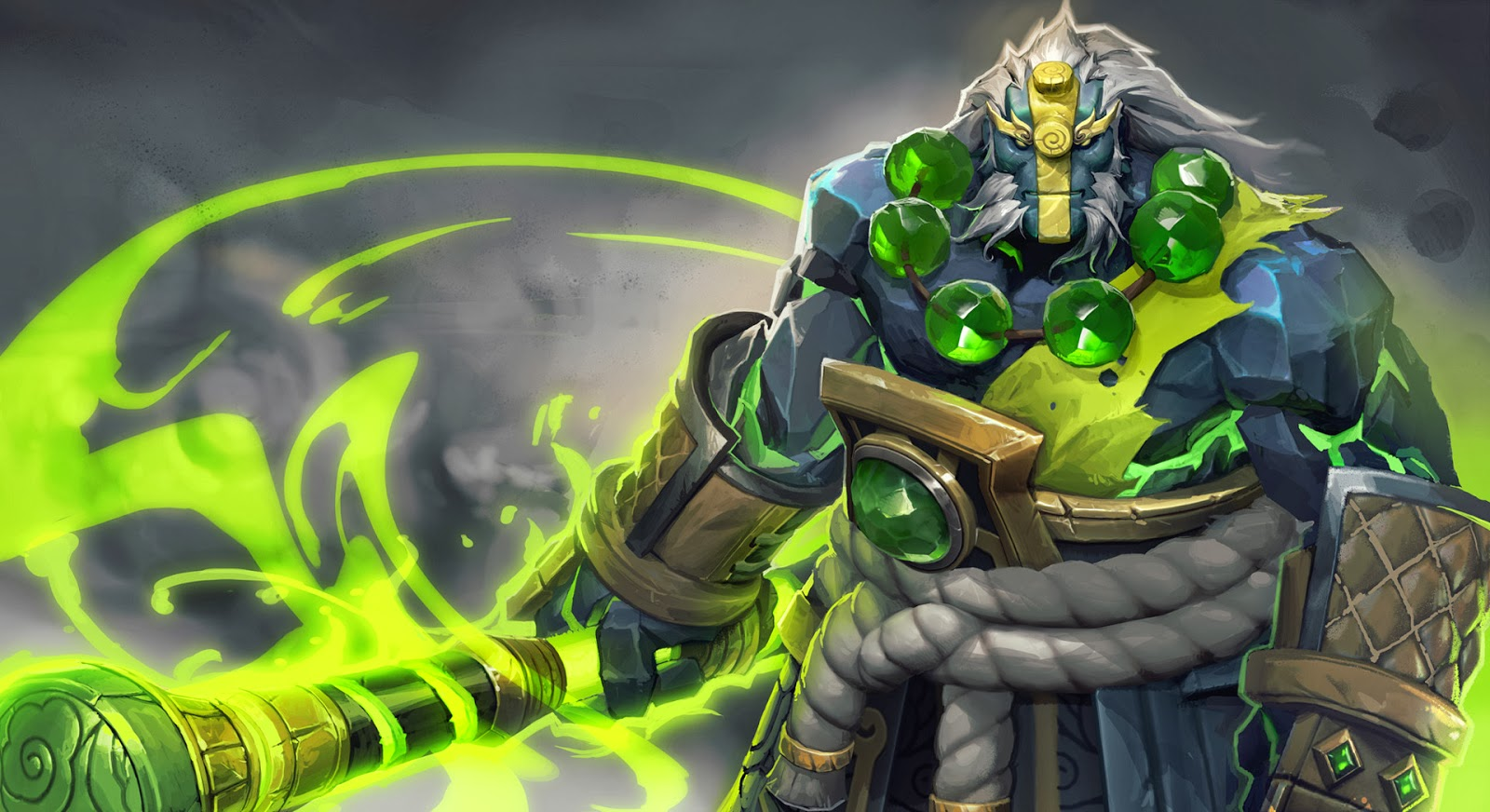 Dota 2 wallpaper 1920x1080 earth spirit by puffinfluff