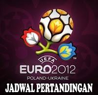 Jadwal Pertadingan Euro 2012
