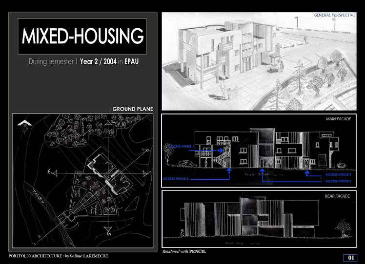 Mixed-Housing