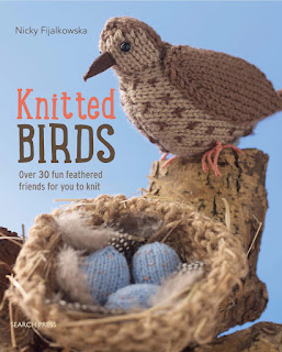 Knitted Birds knitting patterns book