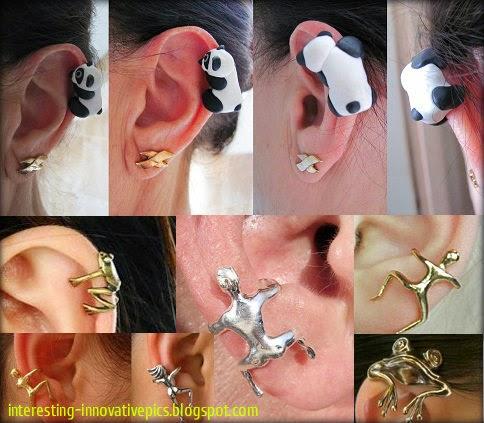 Creative and cute Ear cuff designs