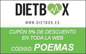 Código 5% dto DIETBOX