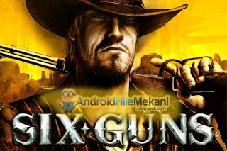 Six-Guns v1.8.0 [Hileli / Para Hilesi] .APK İndir [ 2014 Güncel ]