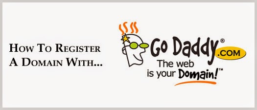 How to Register a Domain on GoDaddy : eAskme
