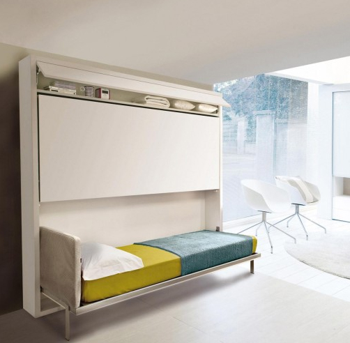 Lollisoft Bunk Bed System by Giulio Manzoni - Inspiring Modern Home