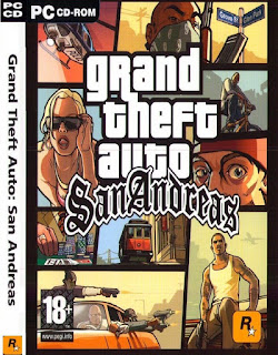 Download GTA : San Andreas Full RIP With Patch Sound For PC