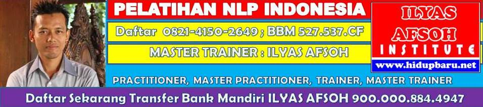 JADWAL PELATIHAN TRAINER I.A. INSTITUTE