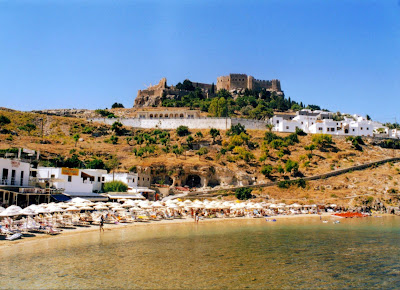 Lindos Rhodes