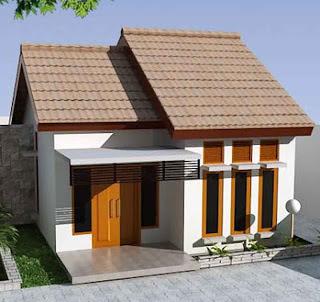 Contoh design gambar rumah minimalis modern
