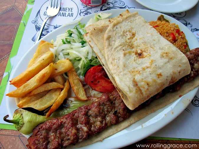 good kebab places in istanbul