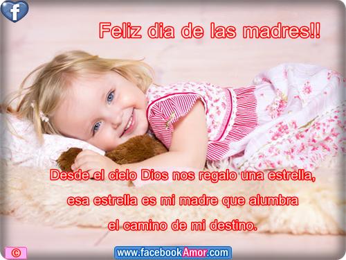Tarjetas lindas para mama etiquetar en facebook - Imágenes Bonitas ...