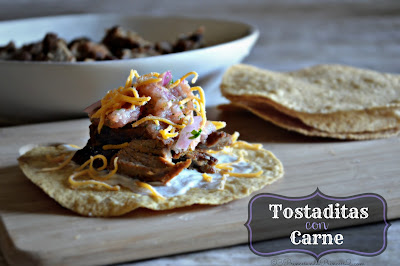 Recipes for Tostadas