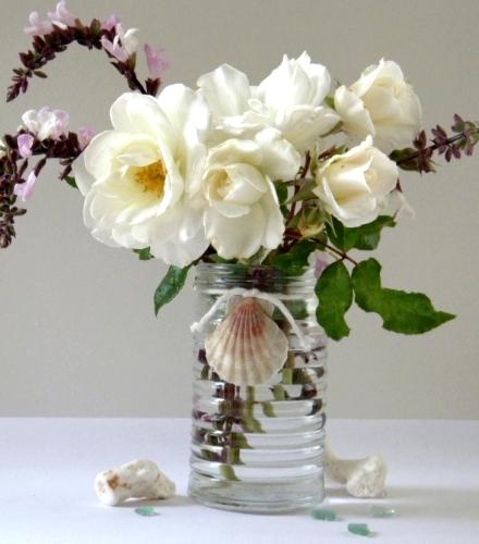 beach jar vase
