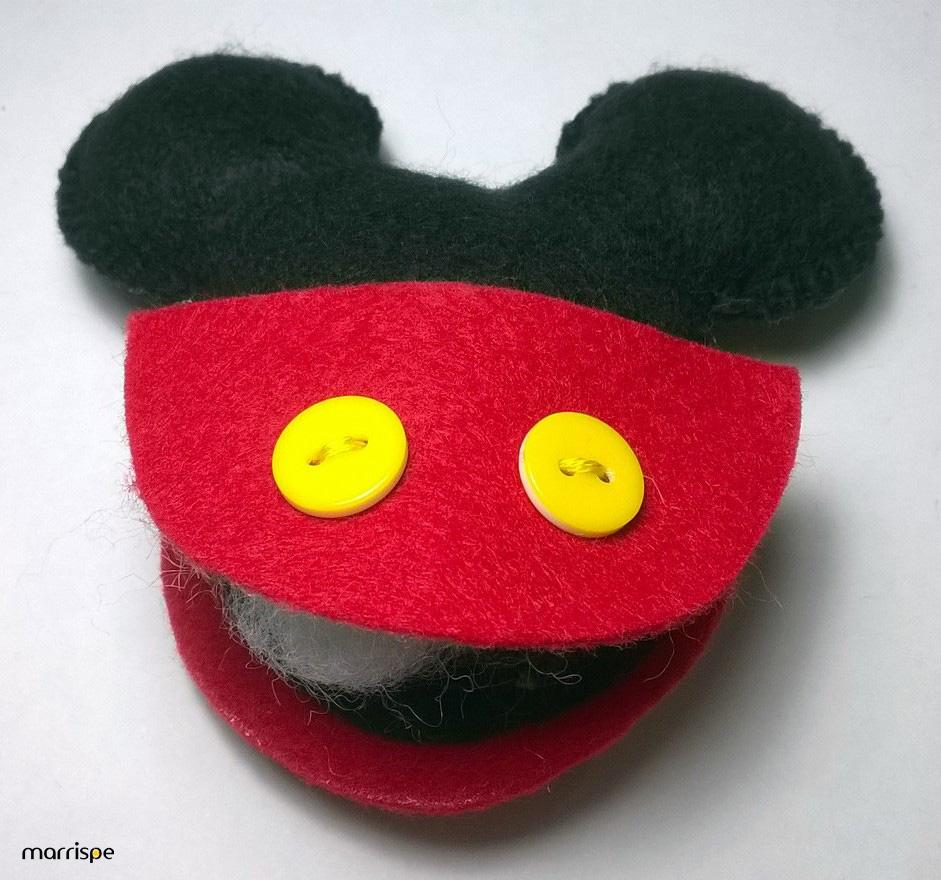 Marrispe Artesanato Chaveiros Mickey E Minnie