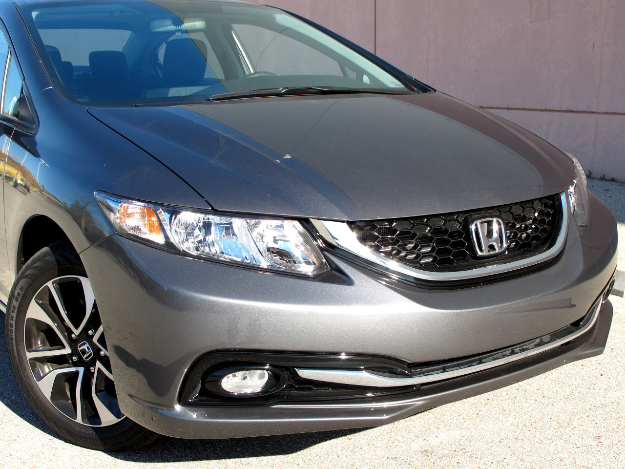 2014 Accord Honda Civic
