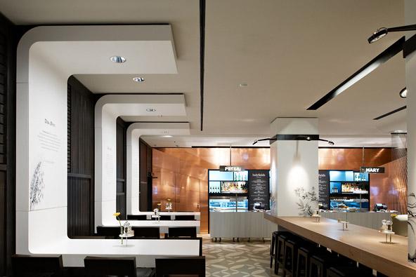 Imagine these restaurant interior design holyfields for Interior design frankfurt