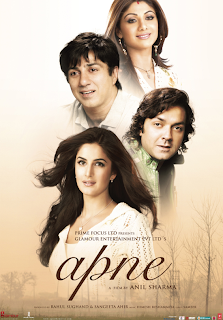Watch Apne (2007) online