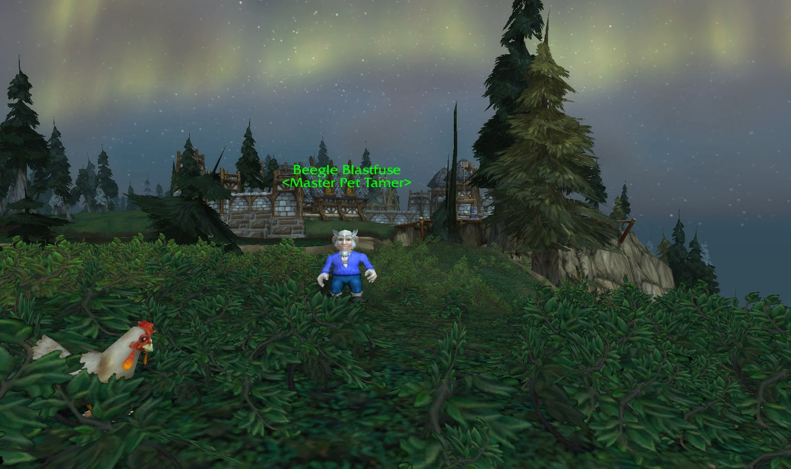 how to get to northrend from vale of eternal blossoms