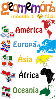 GeoMemória Países