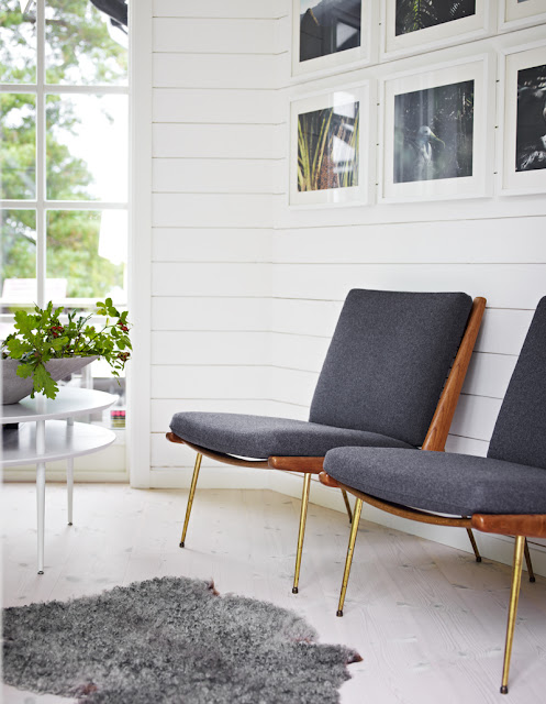 Dänische Vintage-Sessel aus den 1950er Jahren